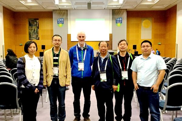 我院教师赴爱尔兰参加第36届国际动物遗传学大会